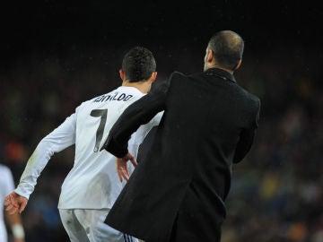 Cristiano Ronaldo y Pep Guardiola, ¿juntos en la Juventus?