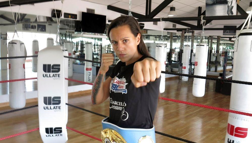 Joana Pastrana Pierde Su Corona Mundial De Boxeo Ante: Joana Pastrana Busca Su Tercera Corona De Campeona Del