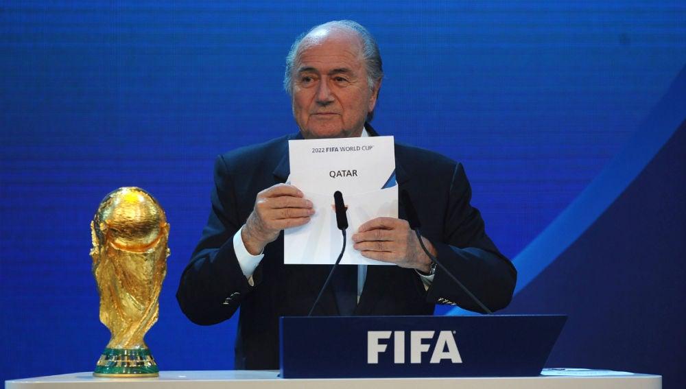 Catar, sede del Mundial 2022