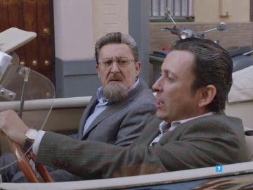 'Allí abajo' pone humor a la noche de los martes en Antena 3