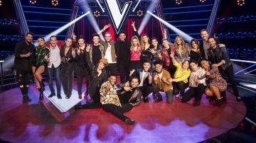 La Voz - Temporada 1 - Programa 20: Batalla Final