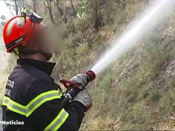 REEMPLAZO Declara ante el juez el voluntario de Protección Civil detenido como uno de los presuntos autores de los incendios de Cantabria