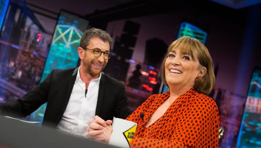 """Carmen Maura, emocionada sobre Pedro Almodóvar: """"Quiero verle feliz"""""""