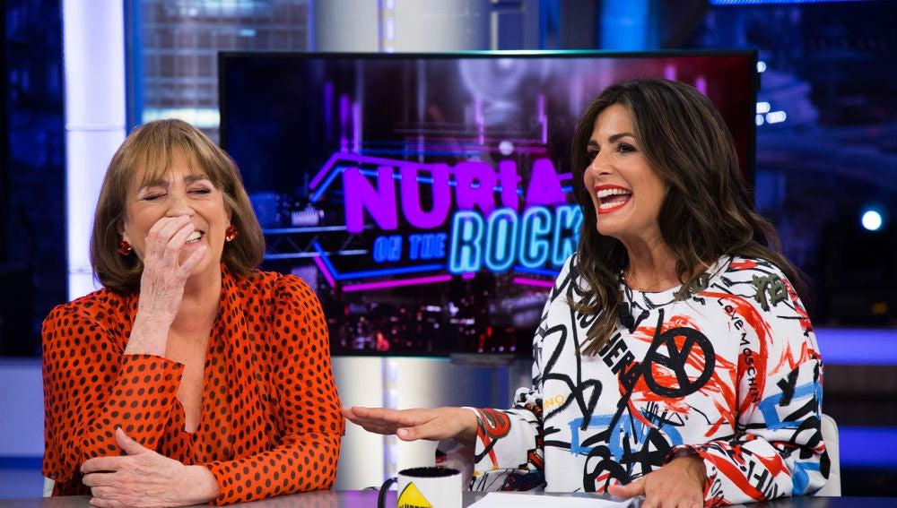 Nuria Roca y Carmen Maura aconsejan sobre el sexo en la edad madura