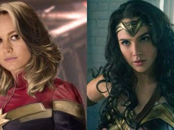 El mensaje de Gal Gadot ('Wonder Woman') a Brie Larson ('Capitana Marvel')