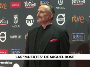 Una famosa medium augura la muerte de Miguel Bosé