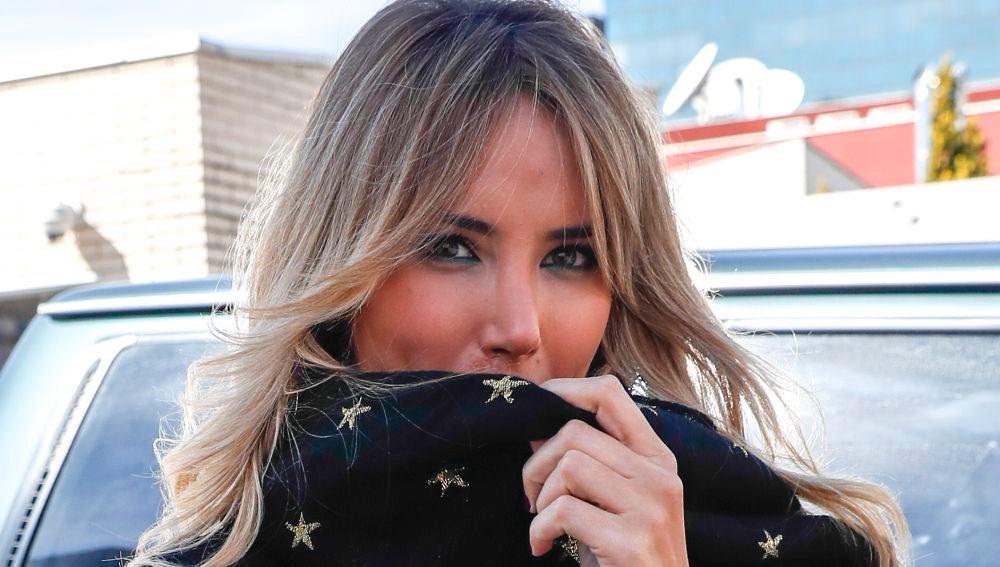 Primeras imágenes de Alba Carrillo tras su ruptura con Courtois