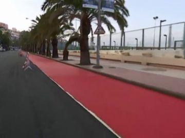 Vecinos en pie de guerra contra el carril bici