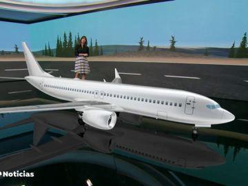Así es el Boeing 737, el avión que ha desatado el temor en el espacio aéreo