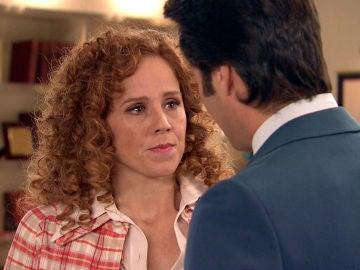 """Natalia a Gabriel: """"¿Qué hacías ayer en casa de Amelia?"""""""
