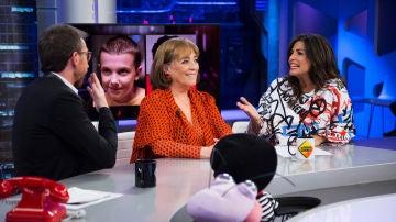 Nuria Roca trae a 'El Hormiguero 3.0' un debate: el negocio de los influencers por mandar mensajes a sus fans