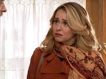 """Luisita a Marcelino: """"Necesito que me digas qué opinas de lo que tengo con Amelia"""""""