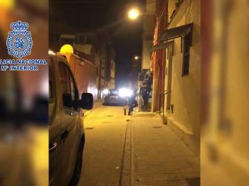 Así está siendo la 'Operación Hill' contra el tráfico de drogas en Algeciras