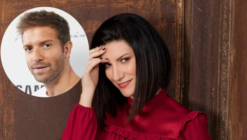 Laura Pausini y Pablo Alborán