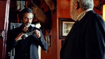 """Vasco venga la muerte de Montaña en casa de Salvador: """"Cuando la veas en el infierno, dale un beso de mi parte"""""""