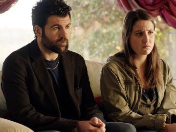Jacobo y María sospechan que Almudena está relacionada con la desaparición de Francisco