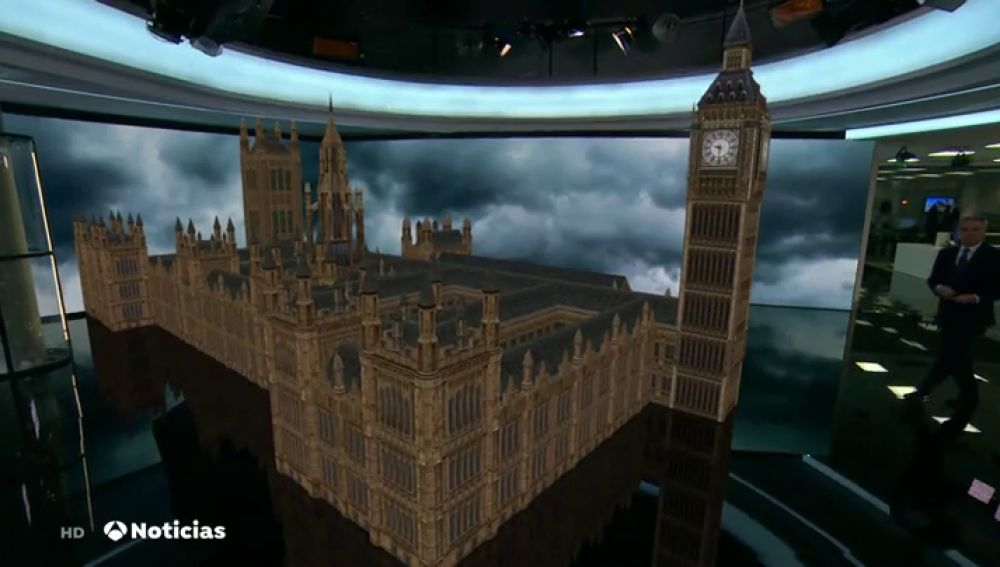Reino Unido rechaza 'brexit' sin acuerdo