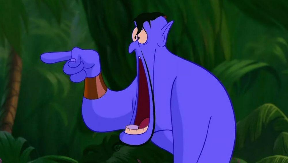El Genio de 'Aladdin'