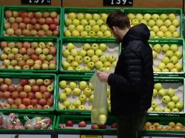 La inflación anual sube hasta el 1,1% en febrero