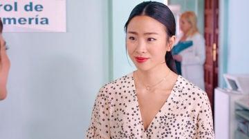 Songa Park es Jin en 'Allí Abajo'