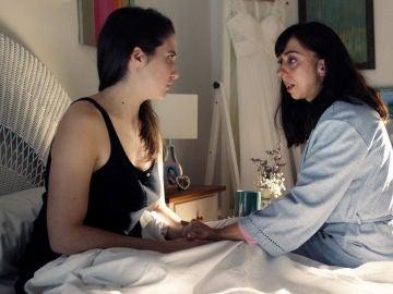 """María, indecisa el día de su boda con Nuño: """"Creo que me he enamorado de Jacobo"""""""