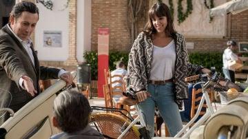 Rocío Peláez es Lola en 'Allí Abajo'
