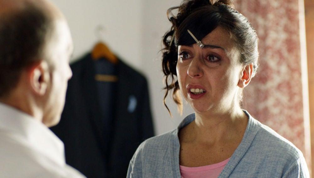 """La difícil confesión de María José: """"Alfonso, me he acostado con mi jefe"""""""