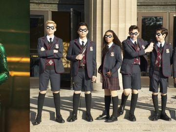 ¿Qué conexión hay entre 'Capitana Marvel' y 'The Umbrella Academy'?