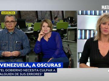 Los padres del periodista español retenido en Venezuela