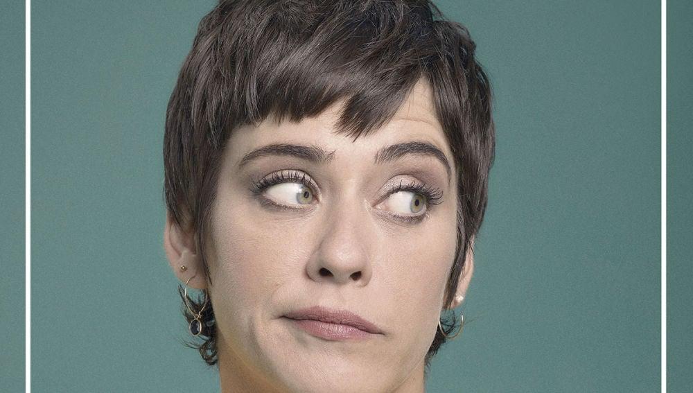 María León es Carmen en 'Allí Abajo'