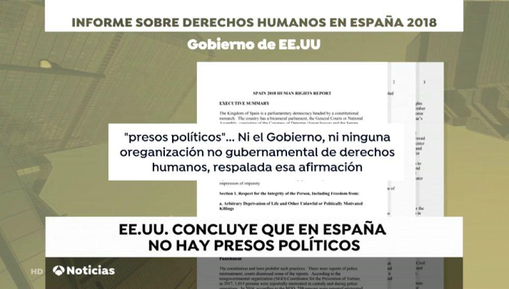 Un informe de derechos humanos denuncia el acoso a los periodistas españoles por parte de los independentistas catalanes