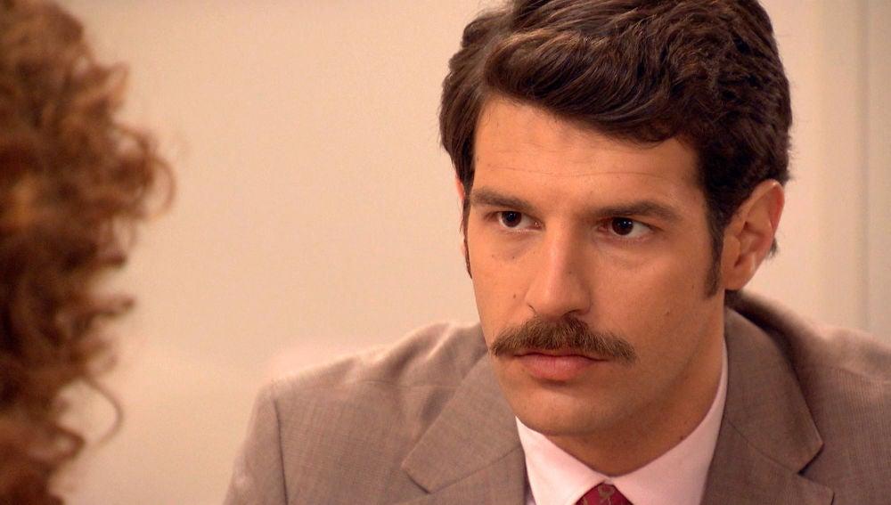 """Carlos, decidido a Natalia: """"Vamos a ir a por Gabriel"""""""