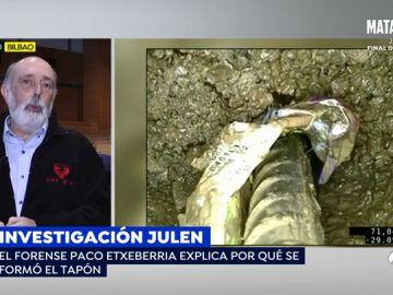 El forense Paco Extebarria asegura que Julen perdió el conocimiento de forma inmediata y murió acto seguido
