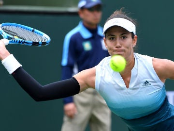 Muguruza en Indian Wells
