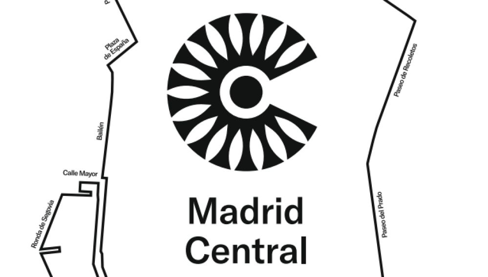 Perímetro de Madrid Central