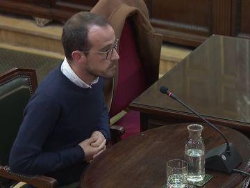 Juicio al 'procés': Fiscalía pide que se investigue por posible falso testimonio al testigo Jaume Mestre