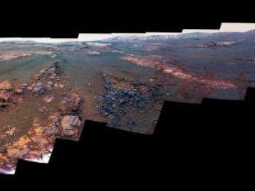 Imagen de 'rover Opportunity'