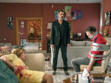 Así termina 'Matadero', el trepidante thriller ibérico de Antena 3