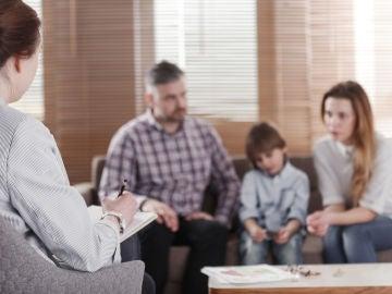 Terapia en familia