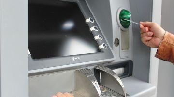 Cajero automático (Archivo)