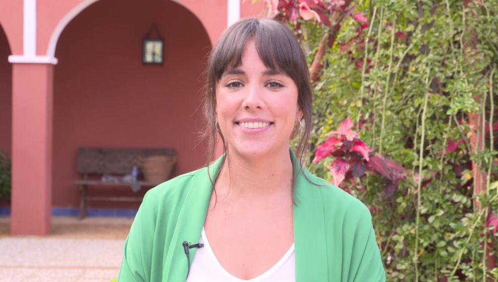 "Rocío Peláez: ""Esta quinta temporada va a ser divertidísima,vamos a volver locos a los Benjumea"""