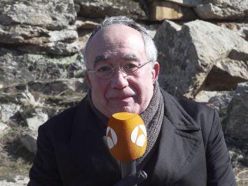 Las emocionantes palabras de Mario Martín a todos los espectadores de 'El Secreto de Puente Viejo'
