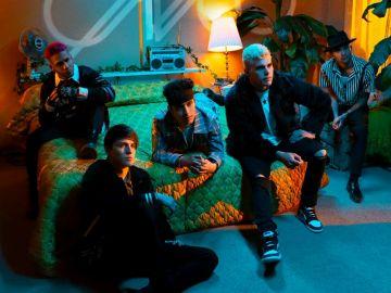 Así suena 'Pretend', el nuevo tema del grupo musical CNCO