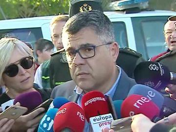 El delegado del Gobierno en Valencia
