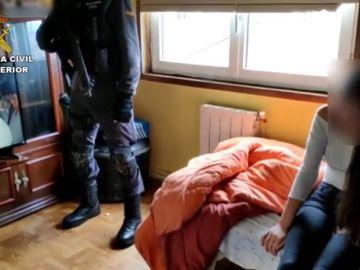 Liberada en Lugo una menor de Valladolid que fue retenida ilegalmente por su novio y los padres de éste