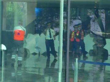 BBVA desaloja dos de sus edificios en México tras recibir amenazas por correo