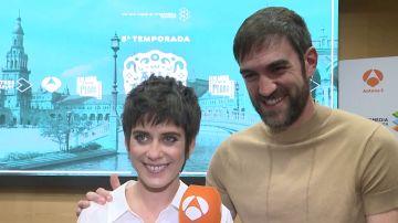 """María León y Jon Plazaola: """"Os vais a volver locos con nuestro amor esta temporada"""""""