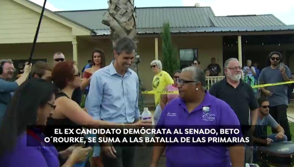 Beto O'Rourke, el 'nuevo Obama' que presenta su candidatura para la presidencia de EEUU