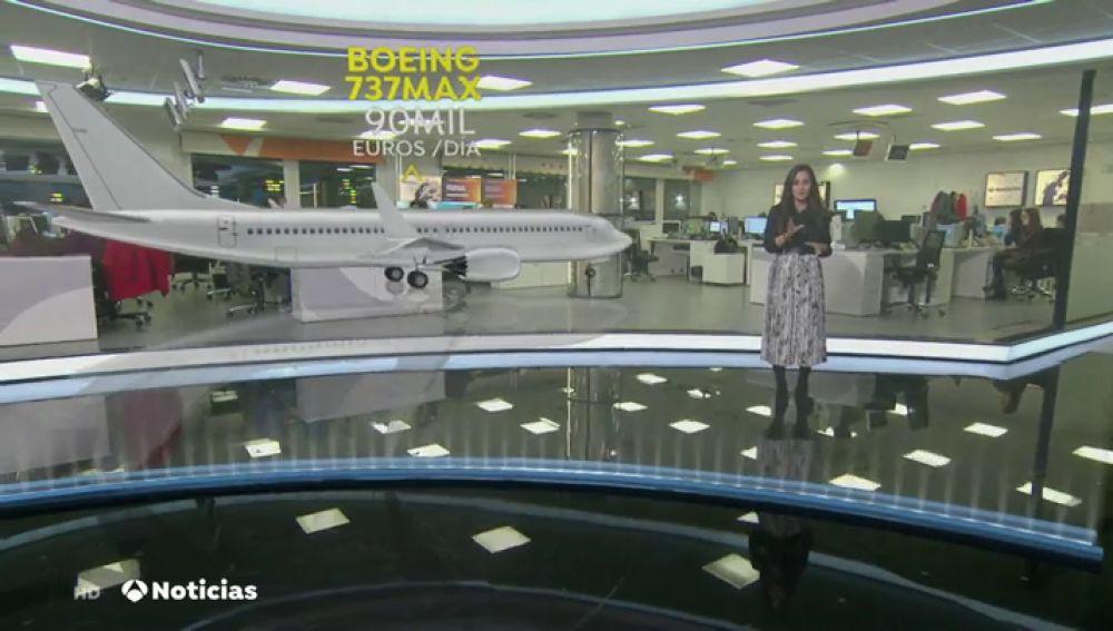 La crisis de los Boeing 737 provoca pérdidas millonarias en la compañía