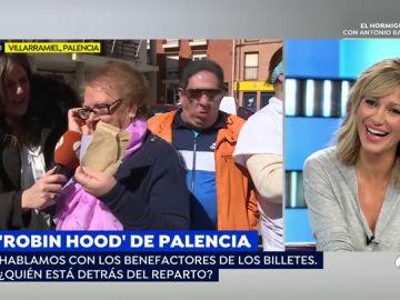 El misterioso 'Robin Hood' de Palencia